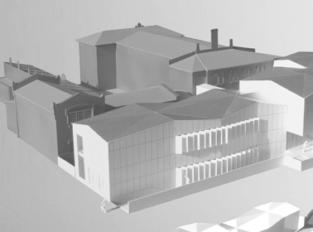 Budynek ASP dla Wydziału Rzeźby